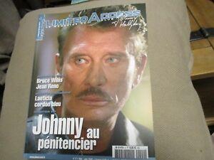 "RARE! REVUE ""LIMITED ACCESS N°2 - MAI / JUIN 2005"" Johnny HALLYDAY"