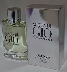❤️Acqua di Gio ESSENZA Giorgio Armani 2.5 oz 75ml,eau de parfum,discontinued!
