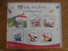 Baby Einstein A Concert For Little Ears 6 Cd Box Set Pre Owned