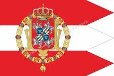 Polish-Lithuanian Royal Flag House of Vasa 3X2FT 5X3FT 6X4FT 8X5FT 10X6FT Banner