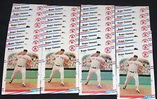 1988 FLEER ROGER CLEMENS 32 CARD LOT BOOK VALUE $48.00 #349