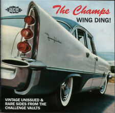 The Champs ‎- Wing Ding! / Ace Records CD 1993