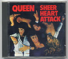 QUEEN Sheer Heart Attack - Digital Master Series 1993 - come nuovo-excellent