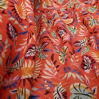Rayon & Polyester Blend 'Shalke C', (per metre) dress fabric