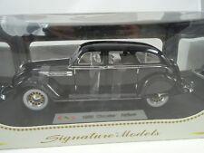 1936 Chrysler Airflow Gris Metalizado Signature Models 18126
