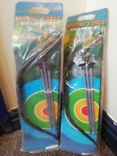 Archery Bow and Arrow Game Set Toy Fun for Kids Children Garden Outdoor