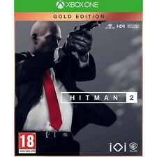 Hitman 2 - Gold Edition (Xbox One) New Sealed