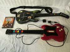 GUITAR HERO III 3 PACKAGE GAME PLAY STATION 2 PS2 ACCESSORIES UNLESH ROCK LEGEND