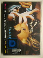 "MADONNA ""DROWNED WORLD TOUR 2001"" - DVD"