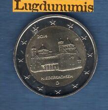 2 euro Commémo Allemagne 2014 Eglise Saint Michel F Stuttgart Germany