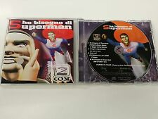 2 COSI' HO BISOGNO DI SUPERMAN - CD