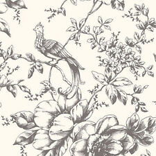 Floral and Bird Wallpaper GC29836 Double Roll FREE SHIPPING