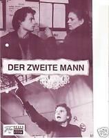 NFP Nr.   7770 Der zweite Mann (Marthe Keller)