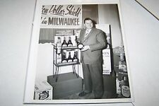 #1176 PHOTO NEGATIVE - 1968 CANADA DRY - MILWAUKEE ADVERTISING SHOW