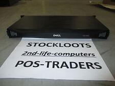 Dell PowerEdge 2162DS 16-Port KVM Server Console Switch 0DC4YG