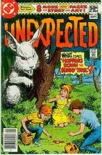 The Unexpected # 202 (USA,1980)