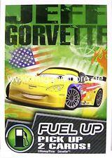 CARS 2 TCG-JEFF GORVETTE-Fuel Up