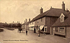 Wickham Market. Market Hill by Photochrom # 44663.