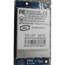 HP Compaq Bluetooth Module Adapter 397922-002 379191-002 Broadcom BCM92045NMD