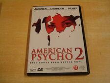 DVD / AMERICAN PSYCHO 2