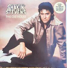 Shakin' Stevens This Ole House ELPS 4226 Vinyl LP Album Promo MADE IN AUSTRALIA