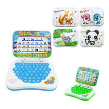 Baby Laptop Computer Tablet Educational Toys Girls Toy Learning Study