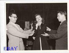 George Cukor Katharine Hepburn George Stevens RARDE Photi