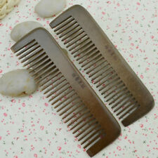 1 Pc Close Tooth Sandalwood Combs Anti-static Natural Hair Health Care Tool 17cm