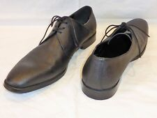 Men's Black KENNETH COLE Ticket Agent OXFORD Leather Shoes Sz. 11