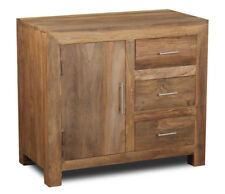 CUBE NATURAL SMALL SIDEBOARD (C4N)