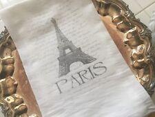 Tour Eiffel TEA Towel KITCHEN Decor ~French Country Shabby Kitchen GIFT