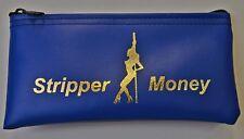 Stripper Money Bag Purse Wallet Lap Dance Bag Exotic Pole Dancer Cash Tip Pouch