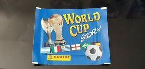 1990 Panini World Cup Story Sealed Pack ( Pele , Maradona ) Possible?