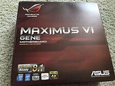 Asus Maximus Vi Gene Rog 1150 Motherboard I3/i5/i7