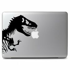 "Dinosaur T Rex Macbook Air/Pro 11 12 13 15 17"" Laptop Car Bimper Decal Sticker"