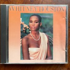 Whitney Houston CD Self-Titled 1985 Femelle Vocal Rock Pop Album