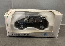 Modellauto 1:43, VW Golf VR6, Schwarz, Von Schabak