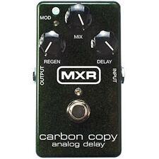 MXR Guitar Delay, Echo & Reverb Pedals