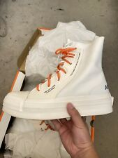 Converse Chuck Taylor All-Star 70s Hi Ambush White - Size 10 Just Worn 1 Time