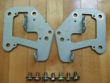 TOYOTA PICKUP TRUCK RADIO BRACKETS WITH SCREWS, 1989-95