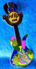 New listing Surfers Paradise Australia Peace Guitar Series 2010 Hard Rock Cafe Pin Le