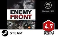 Enemy Front [PC] Steam Download Key - FAST DELIVERY