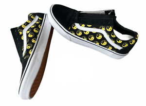 Vans Old Skool (Daze Later) Skate Shoes Black Men's Size 9 New NIB Fast 🔥