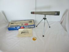 vintage small telescope  by lumex 10x30mm 12ins long