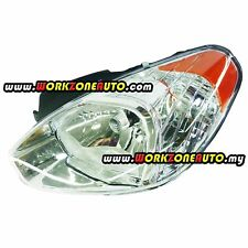 Hyundai Accent 2006 Head Lamp Right Hand China