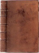 An Exact Abridgment of all the Statutes in Force in Ireland 1741 by N. Robbins