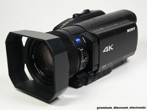 "Sony FDR-AX700 FDR AX 700 4K HDR Camcorder Ultra HD Videokamera OVP ""TOP"""
