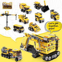 XINGBAO Blocksteine Baukästen Spielzeug Baustellen Kraftfahrzeug Auto OVP