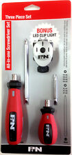 SCREW DRIVER ALL IN ONE SET 3 PIECE