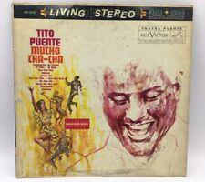 TITO PUENTE Mucho Cha Cha LATIN LP RCA DG Living Stereo